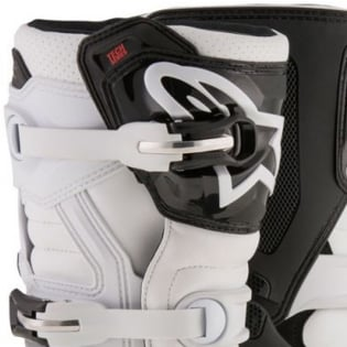 Alpinestars Kids Boots Tech 7S - Black White Image 2