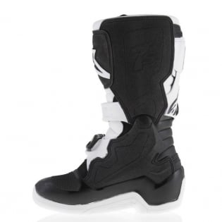Alpinestars Kids Boots Tech 7S - Black White Image 3