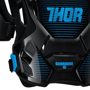 Thor Kids Guardian Body Protection - Black Blue Image 2