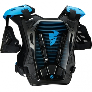 Thor Kids Guardian Body Protection - Black Blue Image 3