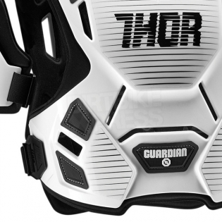 Thor Kids Guardian Body Protection - White Image 2