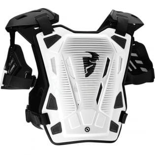 Thor Kids Guardian Body Protection - White Image 3