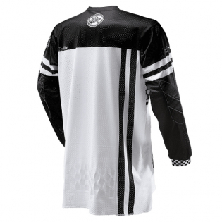 ONeal Ultra Lite LE 70 Black White Jersey Image 3