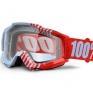 100% Accuri Goggles - Cupcoy Clear Lens