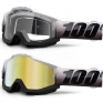 100% Accuri Goggles - Invaders Mirror Lens