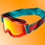 100% Accuri Goggles - Passion Orange Mirror Lens