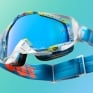 100% Racecraft Goggles - Hyperloop Mirror Lens
