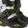 Alpinestars Tech 10 Boots - Black White