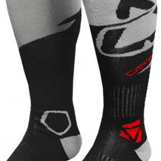 Leatt GPX Kids Motocross Socks - Black Image 3