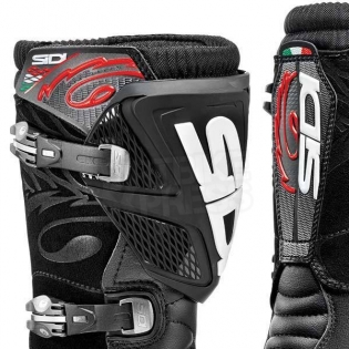 Sidi Zero.1 Trials Boots - Black Image 2