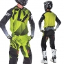 2017 Fly Racing Lite Hydrogen Kit Combo - Lime Black White