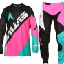 2017 Alias A2 Kit Combo - Blocked Black Neon Pink