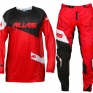 2017 Alias A1 Jersey - The Standard Red Black