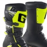 Gaerne Trials Boots - Balance Classic Black Fluo Yellow