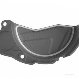 Polisport Husqvarna Clutch Cover Protector - Blue Image 4