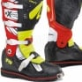 Forma Terrain TX 2.0 Motocross Boots - Black Fluo Yellow Red