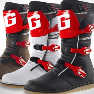 Gaerne Trials Boot Conversion Kit - Red Image 2