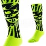 Troy Lee Designs GP Motocross Socks - Skully Yellow