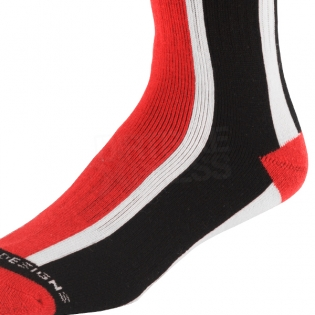 Troy Lee Designs GP Motocross Socks - Factory Red Image 2
