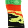 Troy Lee Designs GP Kids Motocross Socks - Galaxy Black Yellow