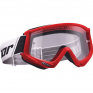 Thor Combat Goggles - Red