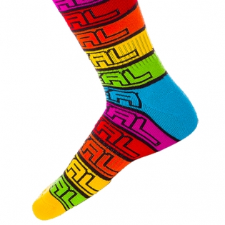 ONeal MX Boot Socks - Spectrum Image 4