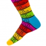 ONeal MX Boot Socks - Spectrum
