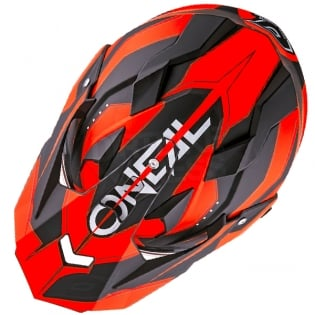 ONeal Sierra 2 Adventure Helmet - Slingshot Orange Image 2