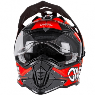 ONeal Sierra 2 Adventure Helmet - Slingshot Orange Image 4