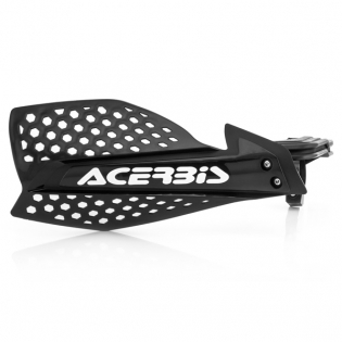 Acerbis X-Ultimate Handguards - Black White Image 3