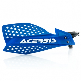 Acerbis X-Ultimate Handguards - Blue White Image 3