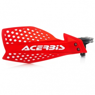 Acerbis X-Ultimate Handguards - Red White Image 3