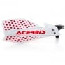 Acerbis X-Ultimate Handguards - White Red