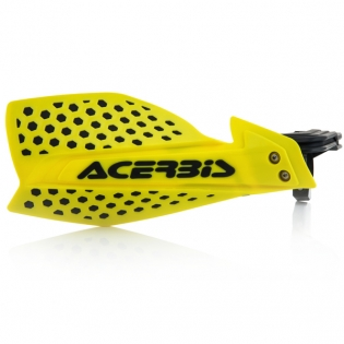 Acerbis X-Ultimate Handguards - Yellow Black Image 3