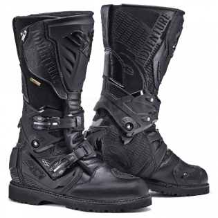 Sidi Adventure 2 Waterproof Gore Tex Boots - Black Image 3