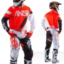 2017.5 Answer Elite LE Kit Combo - Halo White Fluo Red