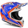 2017 Airoh Aviator 2.2 Helmet Edge Blue