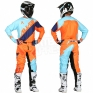 2017 Alias A1 Kit Combo - Floated Sky Blue Neon Orange