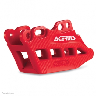 Acerbis Honda Chain Guide 2.0 - Red Image 2