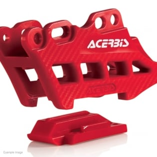 Acerbis Honda Chain Guide 2.0 - Red Image 3
