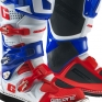 Gaerne SG12 Motocross Boots - Limited Edition Red White Blue