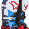 Alpinestars Tech 10 Boots - Ltd Bomber Red Aqua Anthracite White