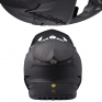 Troy Lee Designs SE4 Carbon Helmet - Midnight Black