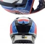 Troy Lee Designs SE4 Carbon Helmet - Squadra Team White