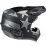 Troy Lee Designs SE4 Composite Helmet - Freedom Black