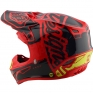 Troy Lee Designs SE4 Polyacrylite Kids Helmet - Factory Red