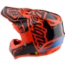 Troy Lee Designs SE4 Polyacrylite Kids Helmet - Factory Orange