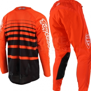 Troy Lee Designs SE Air Kit Combo - Streamline Orange Image 3
