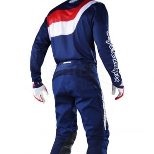 Troy Lee Designs GP Air Kit Combo - Prisma Navy Image 4