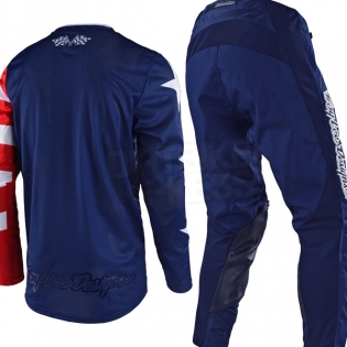 Troy Lee Designs GP Air Kit Combo - Americana Navy Image 3